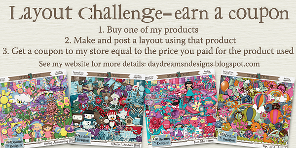 http://daydreamsndesigns.blogspot.com/2015/04/layout-challenge-earn-coupon.html