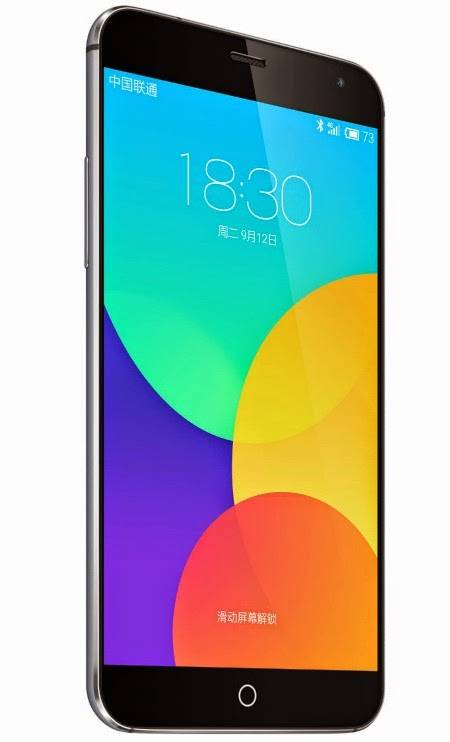 The New MX4 Meizu's Phones Coming Out