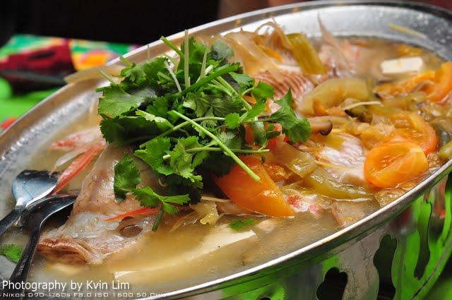 1simpleplan: Bali Hai Seafood Restaurant @ Penang