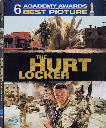 The Hurt Locker 2008 Dual Audio Hindi BRRip 480p 350MB