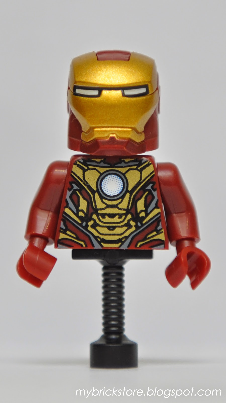 lego iron man mark 23 - photo #47