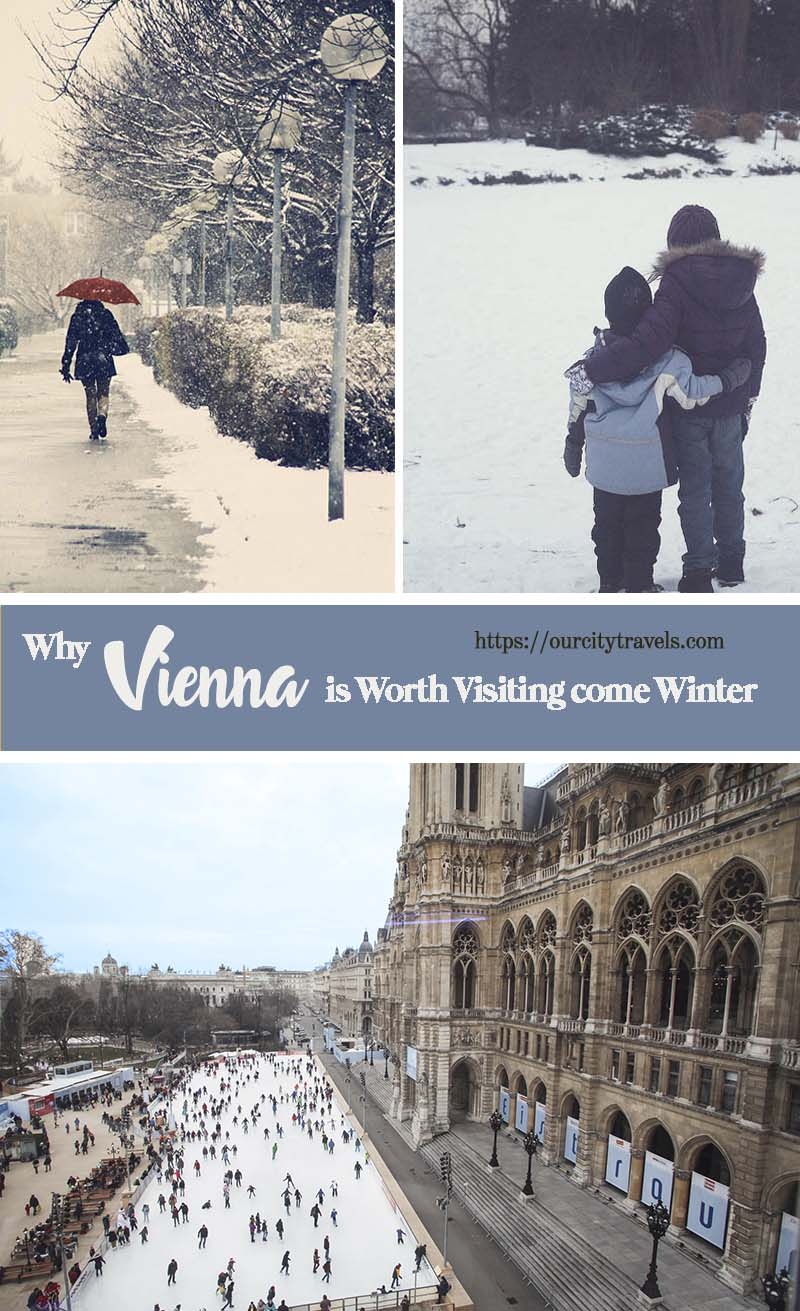 Austria along with its neighbouring countries are a popular winter destination. Here are a few reasons Why Vienna is Worth Visiting come Winter.