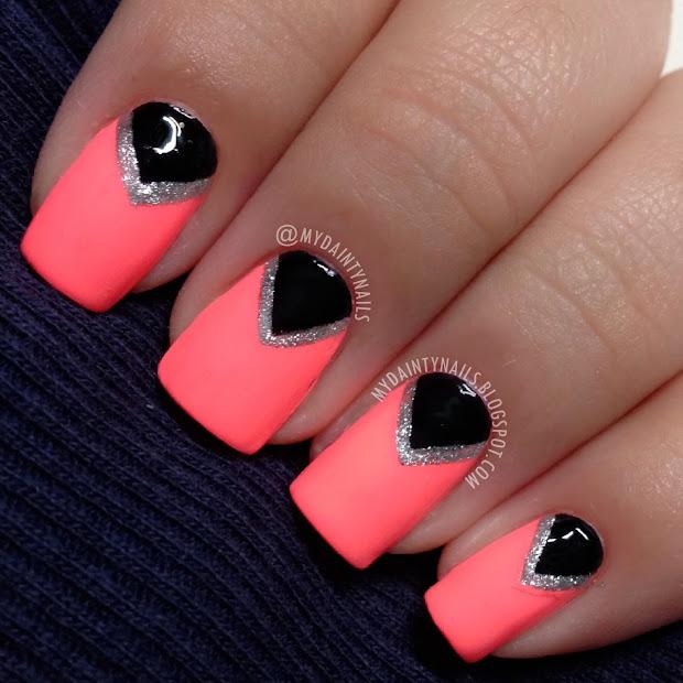 dainty nails april 2013