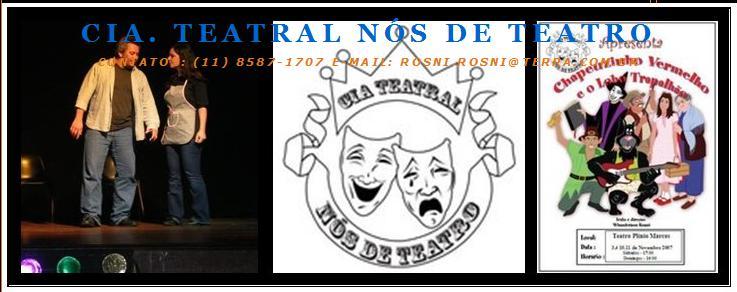 Cia. Teatral Nós de Teatro - Rubiataba
