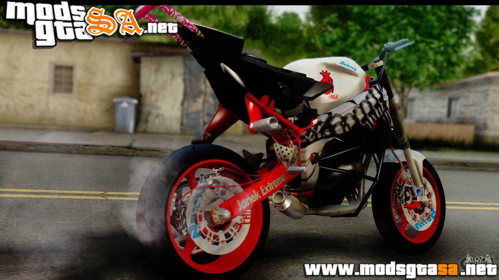 SA - Kawasaki Ninja ZX6R v3.1 Fixed