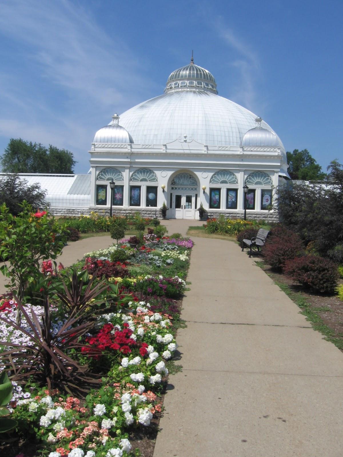 Buffalo And Erie County Botanical Gardens Buffalo And