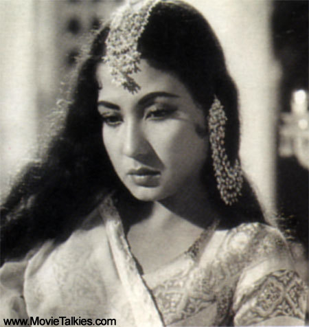 Meena Kumari - (3) -  NDTV Most popular Actresses of all time RESULTS