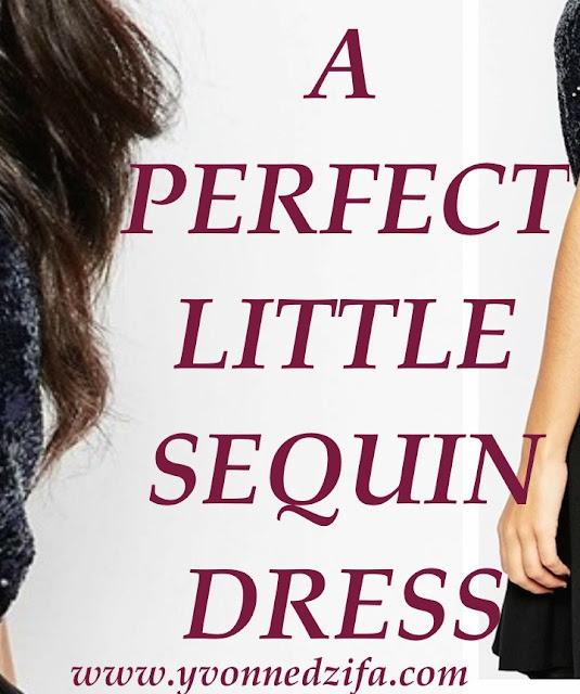 Perfect Little Sequin Dress