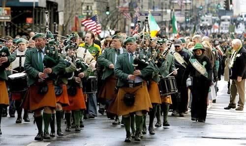 Sant Patrick's Day