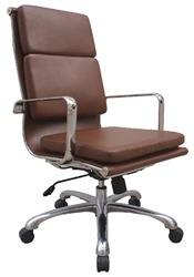 Hendrix Leather Office Chair
