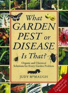 'What Garden Pest or Disease is That?' by Judy McMaugh