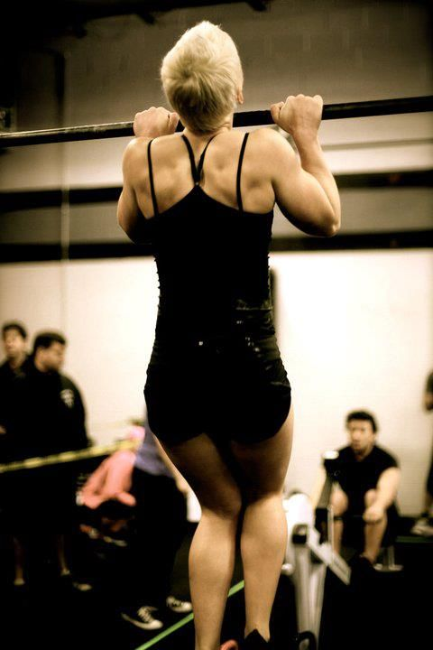 Samantha Wright  America s Prettiest WeightlifterSamantha Wright Tumblr