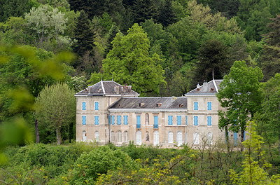Photo of Pyrimont castle in Ain department