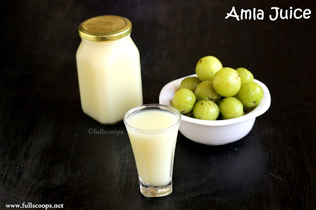 Nellikai Juice
