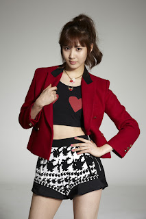 SNSD Seohyun News Interview Photos 3