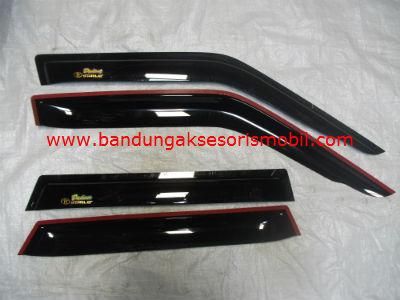 Talang Air Starlet Kotak Original Black Depan Belakang