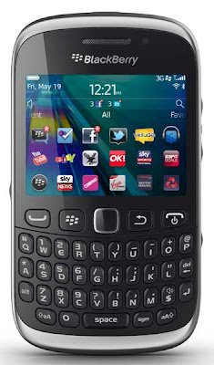 Blackberry Curve 9320 Armstrong Harga bulan September 2012