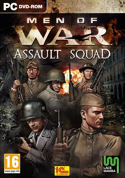 Men Of War торрент
