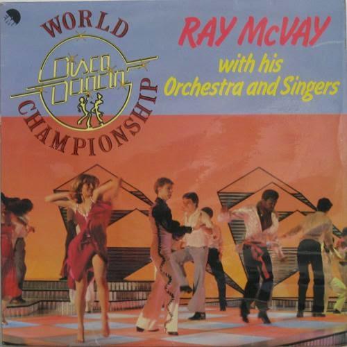 Ray Mcvay