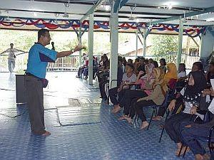 Slot Gendang Silat : Kursus Motivasi 2010
