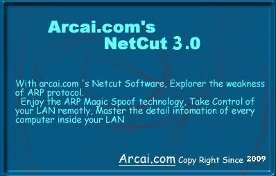 تحميل برنامج نت كت 2013 اخر اصدار Download NetCut 2013