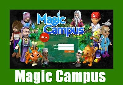 magick campus-jogo pra jogar no navegador igual ao pokemom