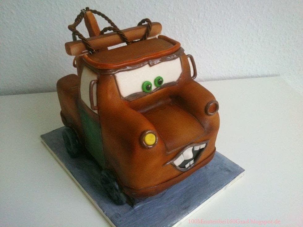 100 Minuten Bei 160 Grad Cars Kuchen Teil 2 Diesmal Hook