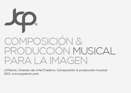 JCPatrón | Compositor de música para la imagen