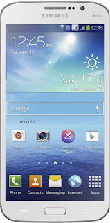 Samsung Galaxy Mega GT-19152 with dual core 1.4 GHz Priced at Rs. 24900
