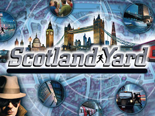 Screenshots of the Scotland Yard for Android tablet, phone.