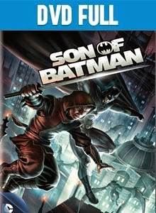 Son of Batman DVDR Full Español Latino 2014