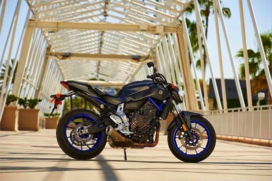 The All-New Yamaha FZ-07