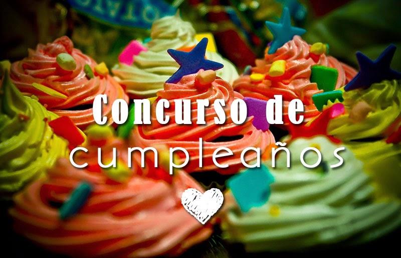 Concurso de cumpleaños