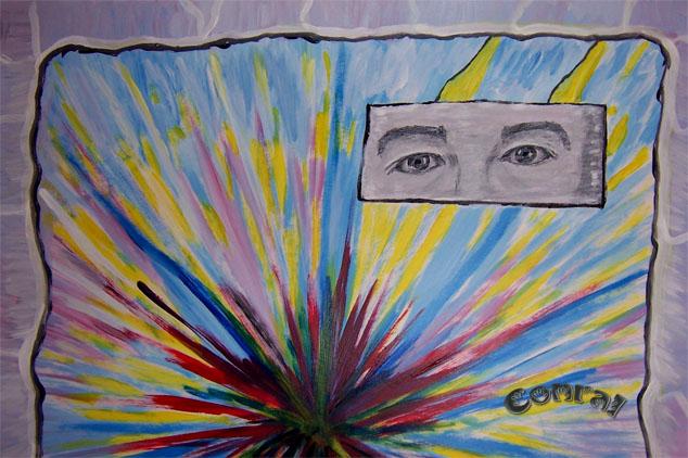 Sue os que despiertan v deojuego pintura acr lica al agua - Pintura acrilica al agua ...