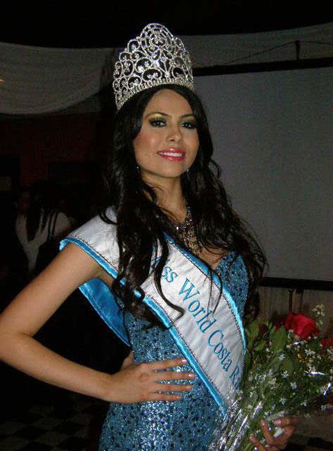 miss c r mundo 2012,SilvanaSanchez