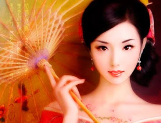 Kutu Buku Cara Membedakan Wajah Wanita Jepang China Dan Korea