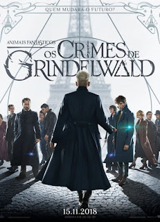 Animais Fantásticos: Os Crimes de Grindelwald Dublado Online