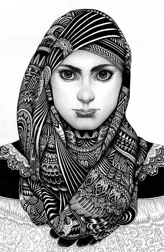 Ilustración de Iain Macarthur