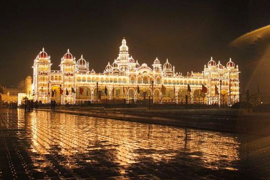 Palace in Mysore