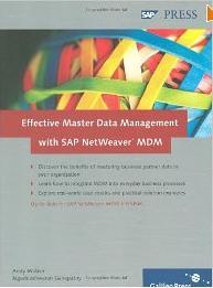 SAP NetWeaver MDM