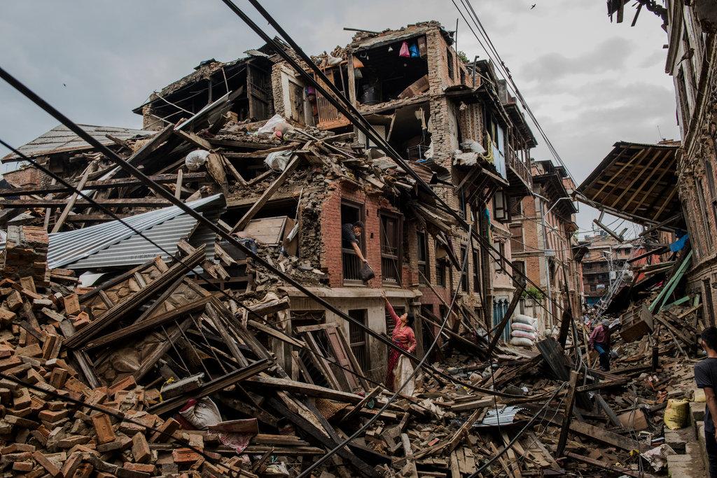 essay on national heritage of nepal