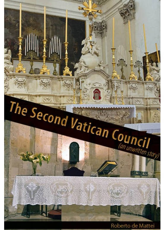 the second vatican council essay 24112017  opinions expressed by forbes  during the debates of the second vatican council  a little known but striking essay on creation.