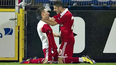 OB Odense 1 - 2 Wisla Krakow (2)