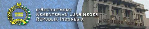 Pengumuman Penerimaan CPNS 2013 Kementerian Luar Negeri