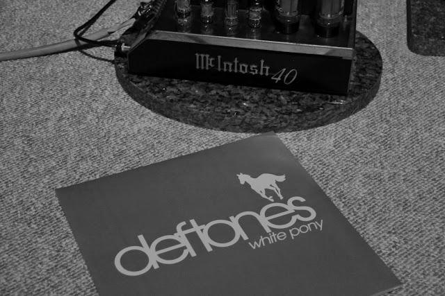 Vintage Vinyl And Audio Deftones In Dc