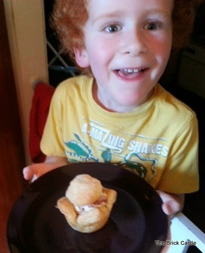 How To Make Apple Pice Cream ready to eat small boy's delight