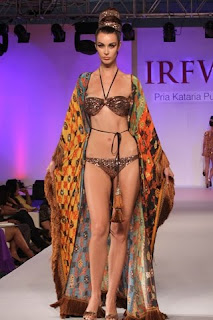 India Resort Fashion Week, Fashion Week Pics, Pria Kataria Puri