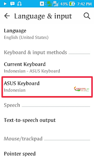 Cara Paling Mudah Menulis Arab di Android