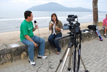 Entrevista  TV MIX Limeira