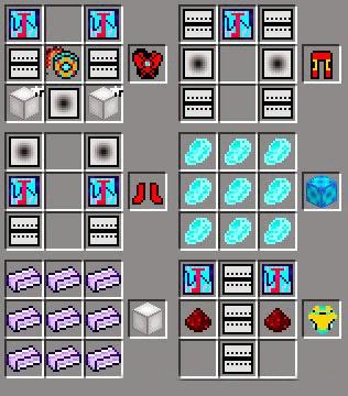 Iron Man Unlimited Mod crafteos
